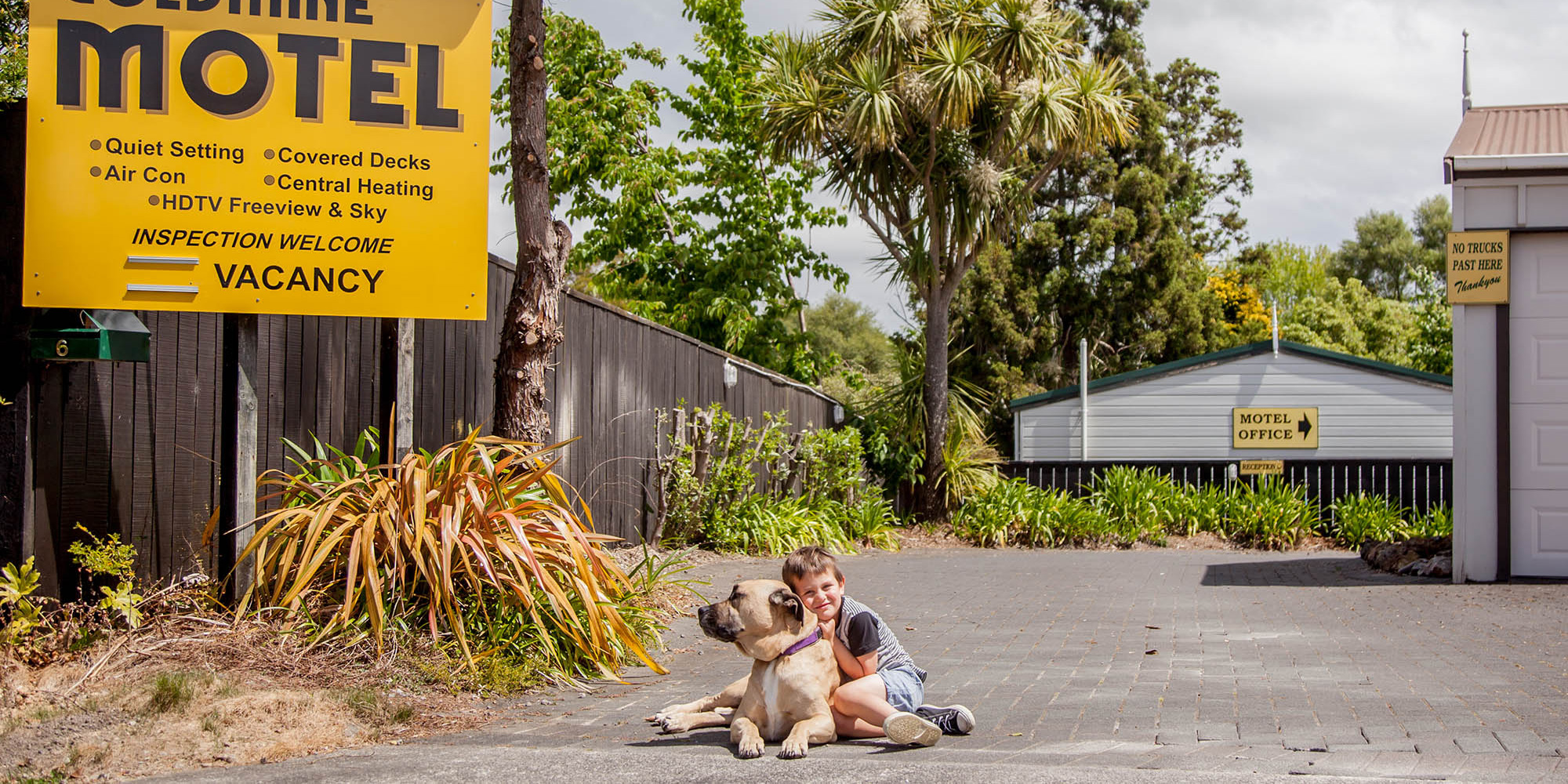 Goldmine Motel Waihi Accommodation New Zealand